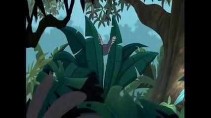 Книга за джунглата 2 (2003) откъс с бг аудио