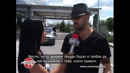 Gentleman: Тръгвам си от България тъжен, но и щастлив