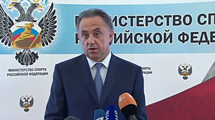 Russia: Mutko slams IAAF for violating rights of clean and fair athletes