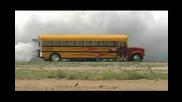 Най - бързият автобус - 563 km/h
