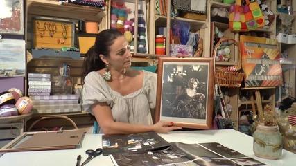От нищо нещо: Картини от стари списания и каталози
