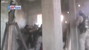 Деца от Сирия на бойното поле