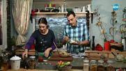 Оризов терин с орехи и гъби - Бон Апети (08.12.2017)