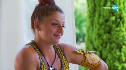 Игри на волята: България (17.11.2020) - част 3: Добра актриса ли е Ваня и как се пошегува с племето