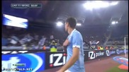 *27.10.2013* S S Lazio - Cagliari Calcio * Italy * 2:0