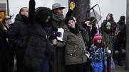 Sweden: Thousands decry Libyan slavery in Stockholm