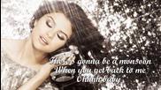 + Lyrics Selena Gomez - A Year Without Rain