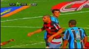 Фламенго е шампион на Бразилия! Фламенго 2 - 1 Гремио