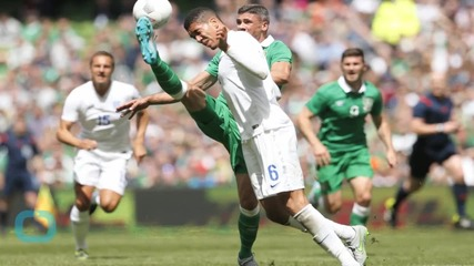 England's First Friendly In Dublin Since 1995 Ends In Draw
