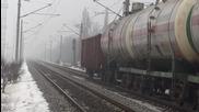 06 111.9 с товарен влак