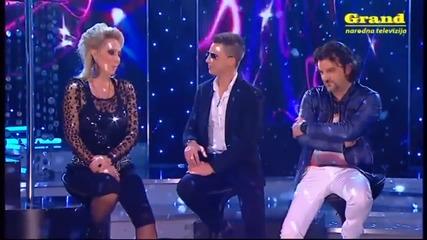 Lepa Brena & Aca Lukas - GD - (TV Grand 21. Juni 2014)