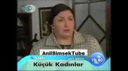 Малки жени Kucuk Kadinlar 34 и 35 епизод