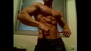 Best Natural body in the world only 20 years old - best bicep peak