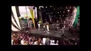 Corbin Bleu - Deal With It - Live Hq