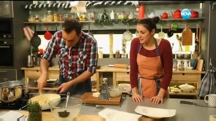 Спагети Карбонара - Бон Апети (06.01.2016)