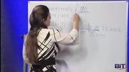 Аз уча английски език . Сезон 1, епизод 22 , урок 20 на български