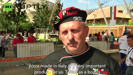 World's Longest Pizza Measured at Nearly One Mile Long