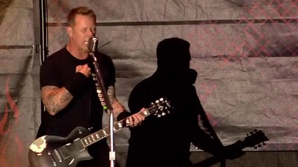 Metallica - For Whom The Bell Tolls - Live Sofia - Hd