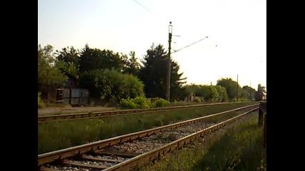 "Бвзр 8641 ""диана"" преди гара Пловдив"