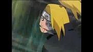 Naruto Vs Deidara