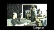 Joey Jordison Се Забавлява