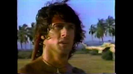 Рамбо 2 - зад кадър (силвестър Сталоън) 1985 (част 1)