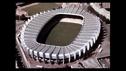 Euro 2016 France Stadiums