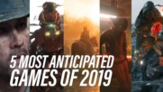 5 incredible games being released in 2019