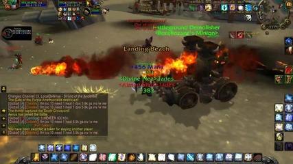 Prot Pvp Paladin - Battleground