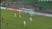Технично изпълнение на Romain Alessandrini Рен - Нанси 3 - 2
