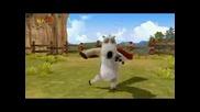 Мечока Бернард (забавна Анимация)