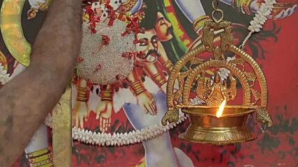 India: Kerala man builds shrine to 'Corona goddess' amid pandemic
