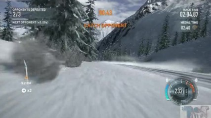 """Нужда за скорост Бягството 2011 """" Предизвикателните серии """" Част 6"""