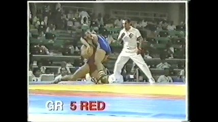 Wrestling ( 5 point actions )