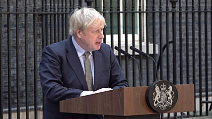 UK: 'Let the healing begin' - Johnson addresses nation after election win