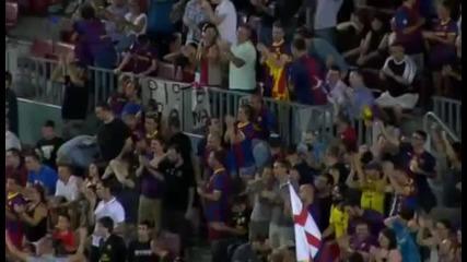 Това може да го направи само Барселона