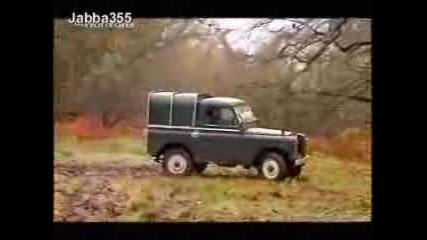 Bmw X5 Vs Classic Land Rover