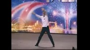 Andy - Funny Dancer - Britains Got Talent 2009 Audition (hq)