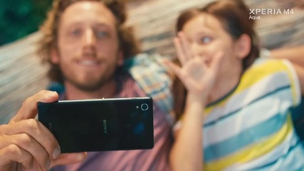 Xperia M4 Aqua – The waterproof Android smartphone from Sony, built for you