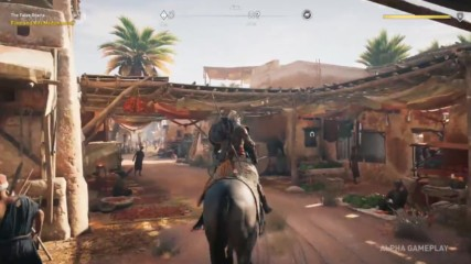 Assassins Creed Origins - E3 2017 Gameplay World Premiere 4k 2160p Hd