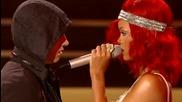 Eminem ft. Rihanna - Live The Way You Lie Част 2 (световна примиера)