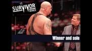 My Wwe Survivor Series season 2