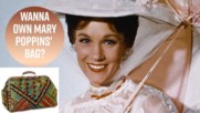 Mary Poppins has her own clothing & accessories collections