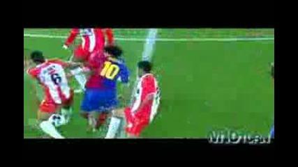 C. Ronaldo vs Messi [hd]