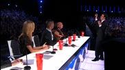 Фокусник разчита мислите на хората! Oz Pearlman - America's Got Talent