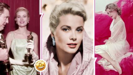 От обикновено момиче, до принцеса: уникалната история на Грейс Кели