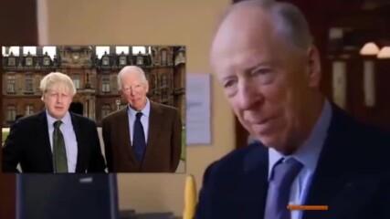"World Jewish Congress calls for another Holodomor и Как Христос- Спасителят бе заменен от""избраните"""