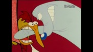 cow and chicken - 401 - chachi the chewing gum seal [dfkt]