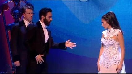 Nicole Scherzinger - Phantom Of The Opera (live @ Royal Variety Show)