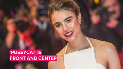 Margaret Qualley brings young Hollywood power to Berlin Film Fest